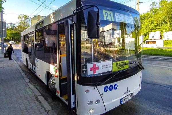 У Тернополі запустили ще два маршрути громадського транспорту