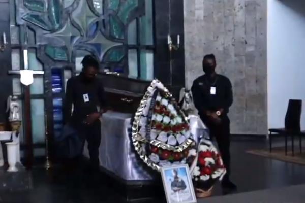 У Тернополі поховали студента, вбитого неповнолітньою (Відео)