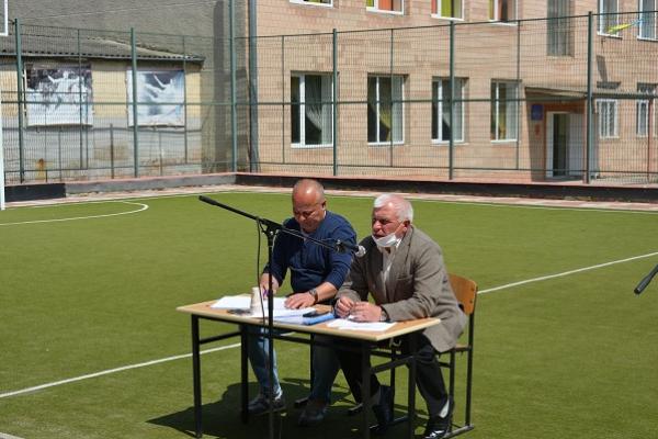 Борщівський міський голова взяв участь у засіданні 47 сесії міської ради