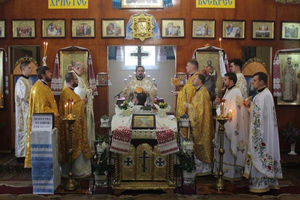Сьогодні, 22 травня, владика Нестор святкує День народження