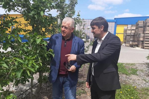 На Тернопільщині відкриють завод з виготовлення дитячого харчування