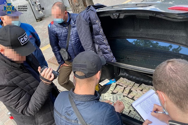 СБУ попередила відчуження майна підприємства Державного агентства резерву вартістю 15 мільйонів гривень