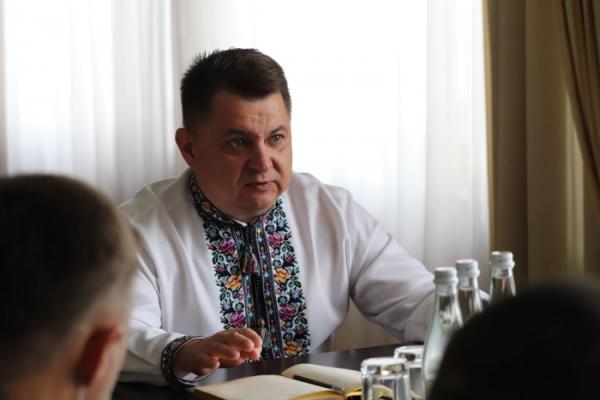 Віктор Овчарук: «Співпраця ОТГ та кооперативів може стати взаємовигідним механізмом розвитку та гарантією фінансової стабільності останніх»