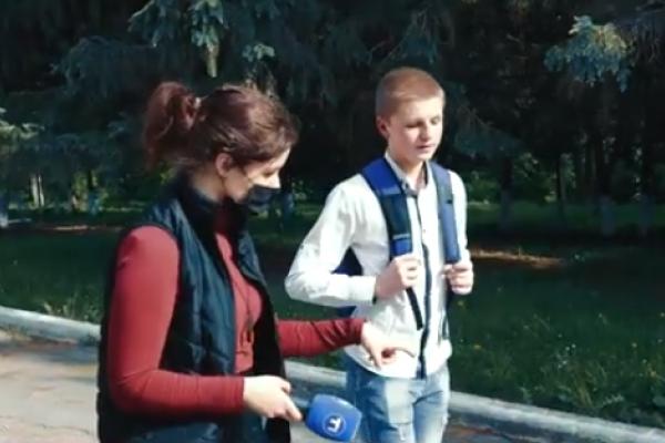Хлопець з Тернопільщини їде на навчання до престижної американської школи