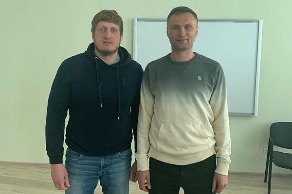 Віталій Мариновський: «Футбол – це не лише гра, а й цілий спортивний всесвіт зі своїми правилами та законами»