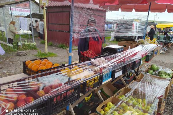 Тернопільщина: у райцентрі відкрили ще один ринок