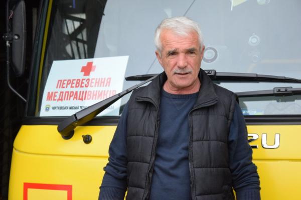Водій із Тернопільщини розповів про свою ризиковану роботу на карантині