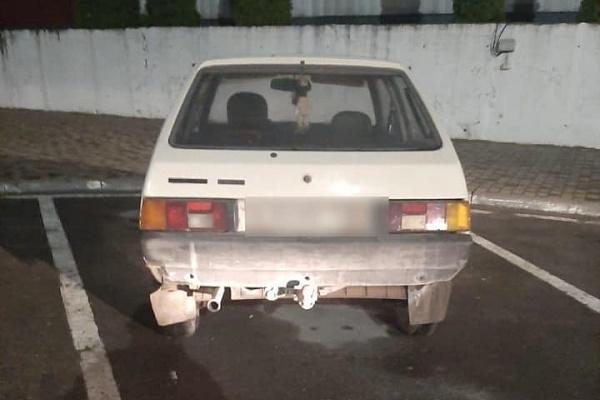 Тернопільські патрульні виявили водія, який вчинив ДТП та зник з місця автопригоди