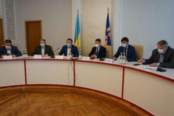 Голова Тернопільської ОДА затвердив новий склад колегії облдержадміністрації