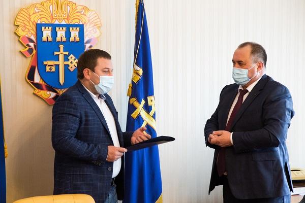 Кременецьку РДА очолив Василь Ясіновський