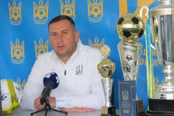 Тарас Юрик: «Фінал кубка україни тернополю потрібен заради тернопільського вболівальника!»