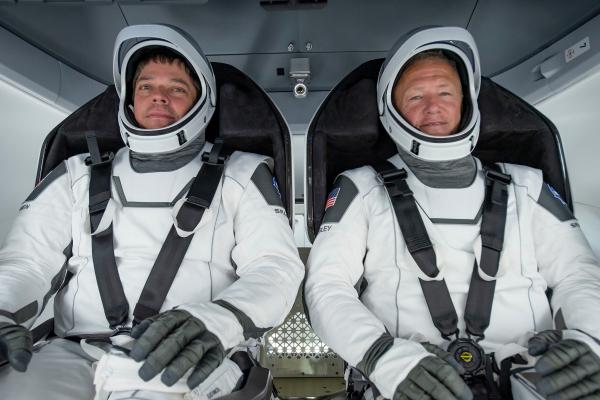 Друга спроба: SpaceX відправляє астронавтів на МКС о 22:22 за Києвом