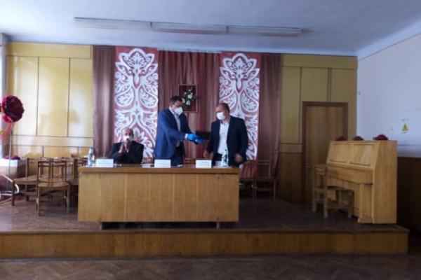 Козівський район отримав нового керівника