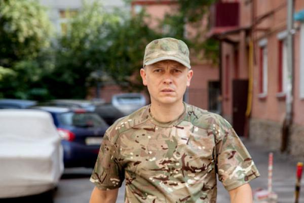 Депутат Тернопільської обласної ради очолив місцевий осередок новоствореної партії