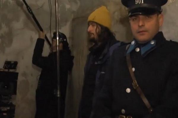 У Бережанах на Тернопільщині завершили зйомки фільму «Червоний 2. Без лінії фронту»