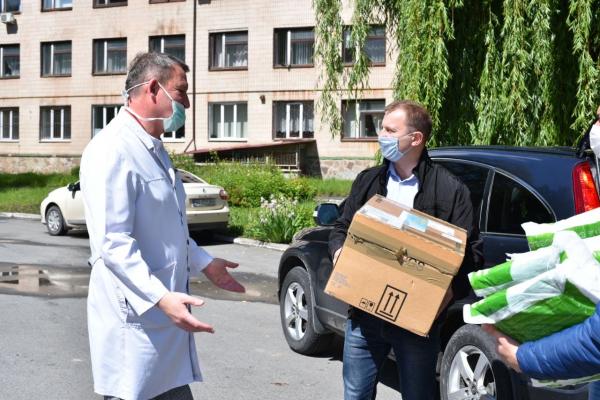 Степан Барна: Тернопільщина отримала першу партію ІФА-тестів для медиків (Відео)