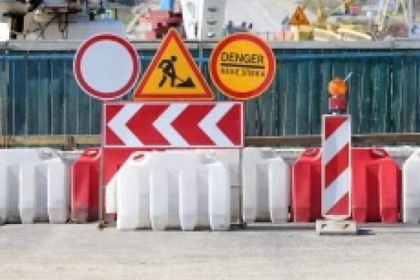 Увага!: У Тернополі змінили схему дорожнього руху поблизу Гаївського моста
