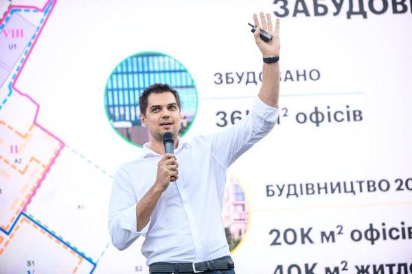 «Поки всі вдома — змінюйся»: Костянтин Євтушенко