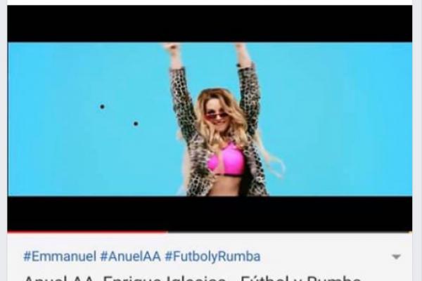 Тернопільська співачка ZOZULYA знялася у кліпі відомого виконавця Енріке Іглесіаса