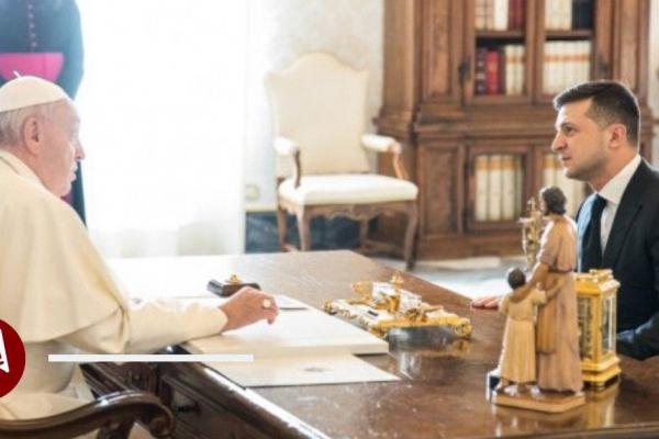 Папа Франциск особисто опікується питанням звільнення нацгвардійця Марківа з Тернопільщини