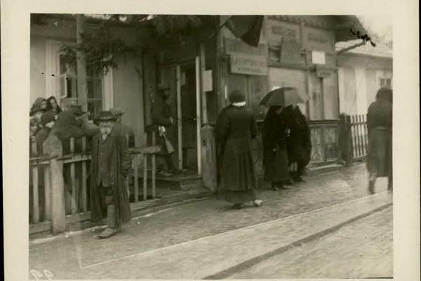 Як виглядав Бучач 100 років тому