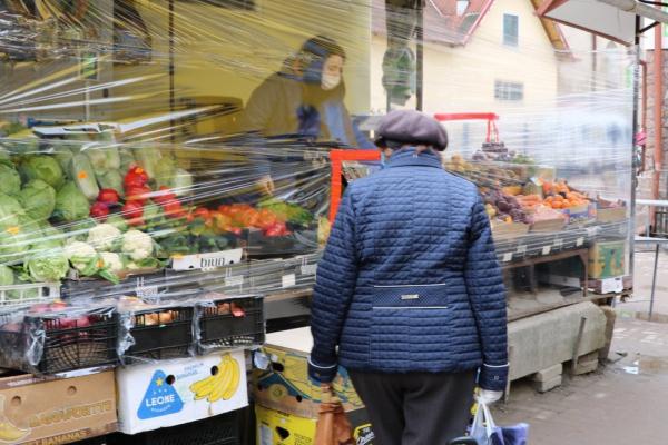 Порушують переважно покупці: що коїться на тернопільських ринках