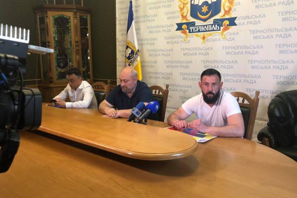 У Тернополі створили Академію футболу