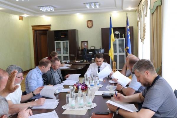 Чергове пленарне засідання сесії Тернопільської облради запланували на початок липня