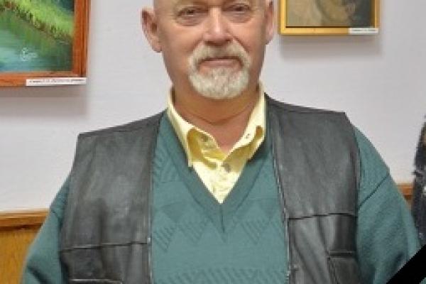 Загинув відомий художник з Тернопільщини
