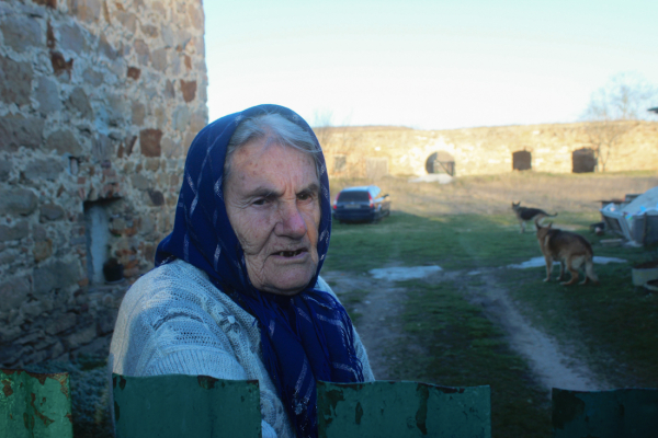 Остання мешканка Микулинецького замку на Тернопільщині