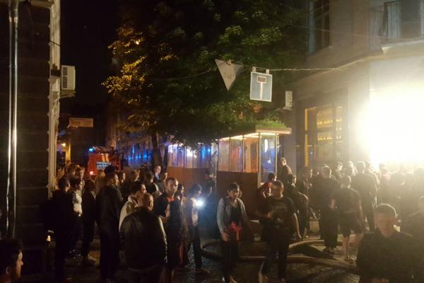 Черз пожежу ефір телеканалу «Тернопіль1» призупинено (Оновлено)