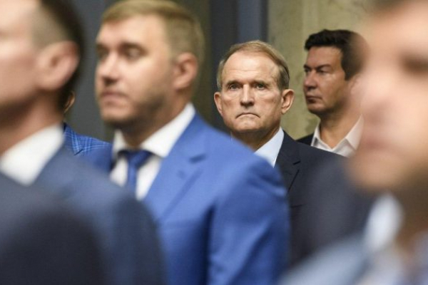 Республіканці готують санкції проти Медведчука