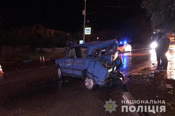 Через негоду на Тернопільщині виникла масштабна аварія: один із кермувальників загинув