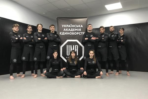 У Тернополі створена професійна команда спортсменів з бразильського джиу-джитсу та кік-боксингу