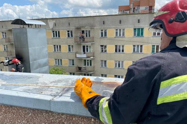 У тернопільському пабі виникла пожежа: евакуювали усіх людей