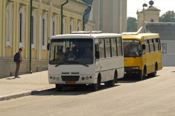 В одному із районів Тернопільщини відновили роботу громадського транспорту