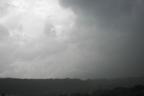 Локальна нищівна злива в Теребовлі та її околицях (Відео)