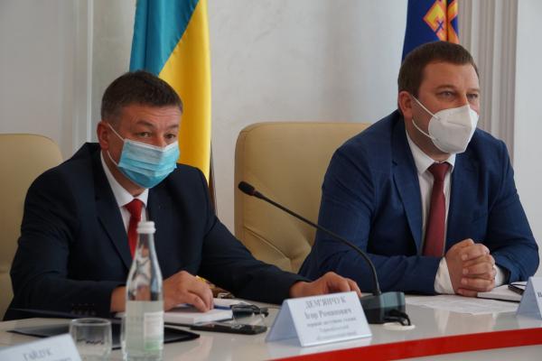У голови Тернопільської облдержадміністрації новий заступник (Фото)