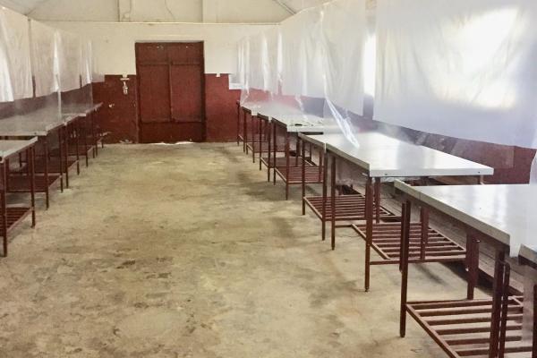 За недотримання вимог на Тернопільщині закрили молочний павільйон