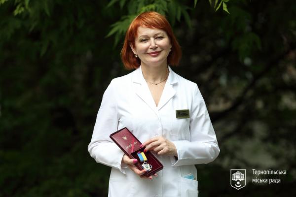 Медичних працівників Тернополя з професійним святом привітав міський голова Сергій Надал