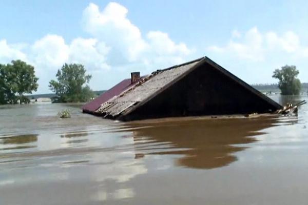 Штормове попередження! На Тернопільщині виникла загроза часткового затоплення населених пунктів