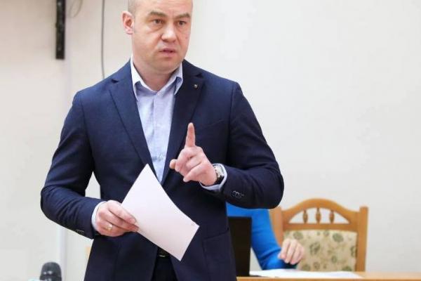 Сергій Надал: Державний статус української мови у Конституції — питання безпеки