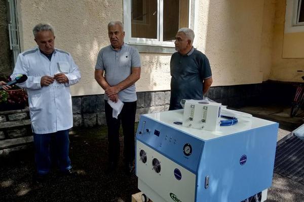Підтримкою «Контінентал Фармерз Груп» заручилися медики п'яти областей Західної України