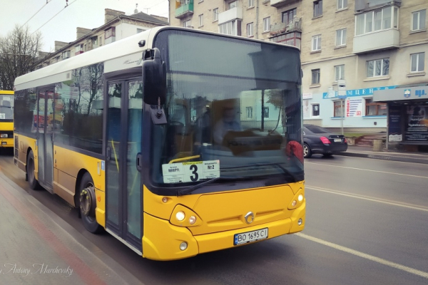 Тернополян будуть штрафувати за безоплатний проїзд