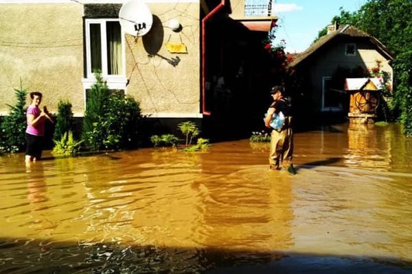 Мешканці Тернопільщини зможуть отримати грошову допомогу на ліквідацію наслідків стихії