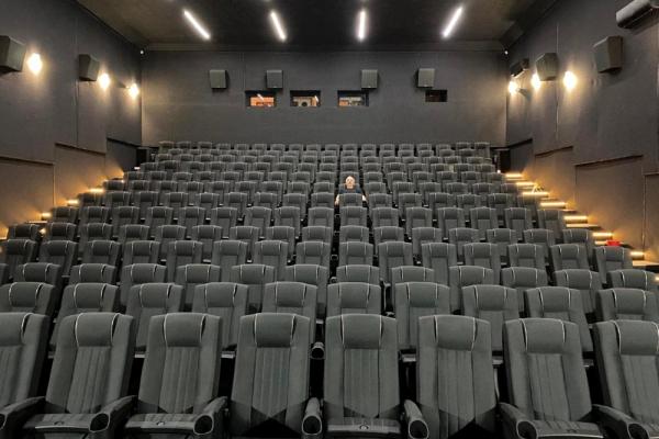 У центрі  Тернополя відкрили оновлений кінотеатр
