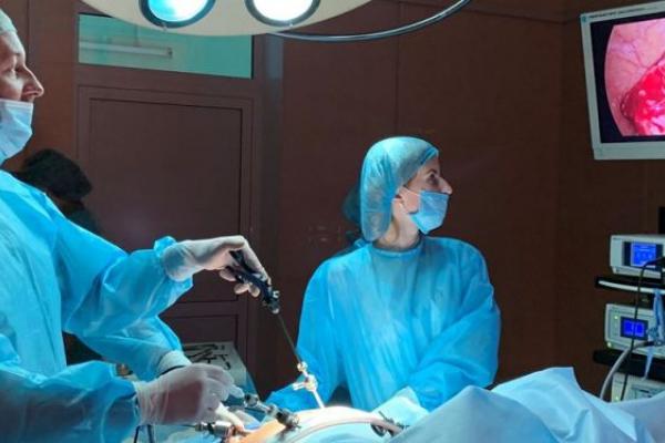 Унікальну операцію, яка допоможе позбутися зайвої ваги, відтепер проводять у Тернополі