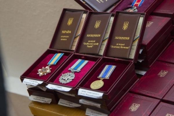 Президент України відзначив державними нагородами двох жителів Тернопільщини