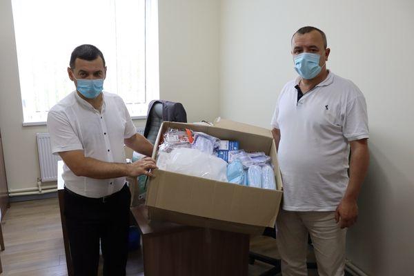 Медичним працівникам Байковецької ОТГ передали «Скриньку здоров'я громади» за програмою «U-LEAD з Європою»