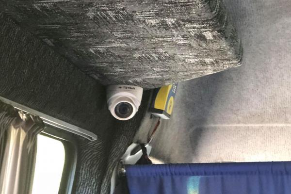 У громадському транспорті Тернополя встановлять камери відеоспостереження